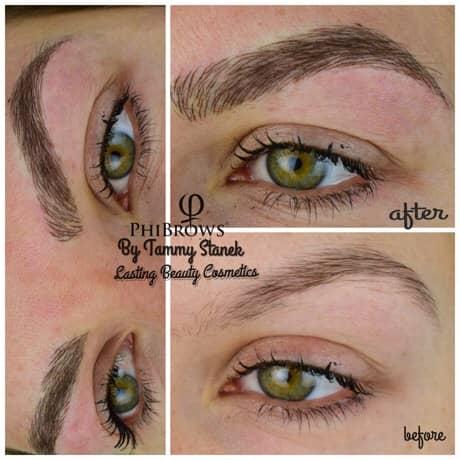 permanent cosmetics services Madison Wi