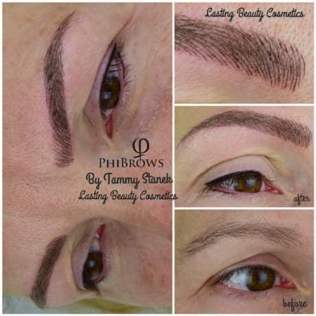 eyebrow treatment madison