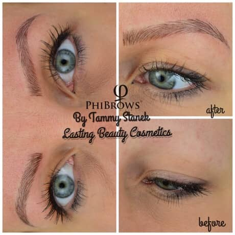 Microblading Eyebrows service