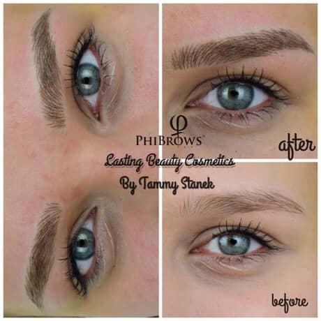 restore eyebrows service