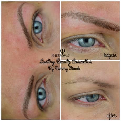Eyebrow Microblading by Lasting Beauty Cosmetics services