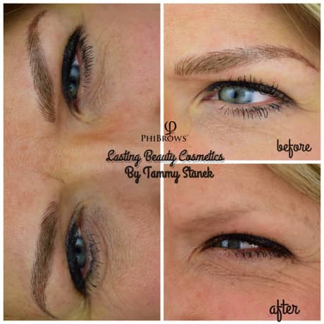 eyebrows services Madison Wi