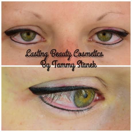 Eyeliner by Lasting Beauty Cosmetics