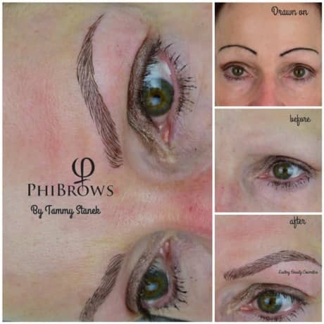 natural looking eyebrows