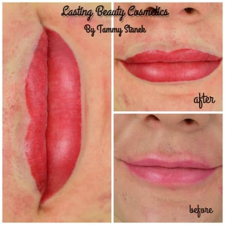 Tammy Stanek Cosmetic services
