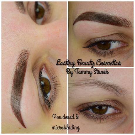 Best Powder eyebrows