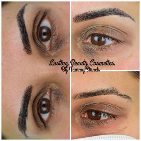 powder combo brows