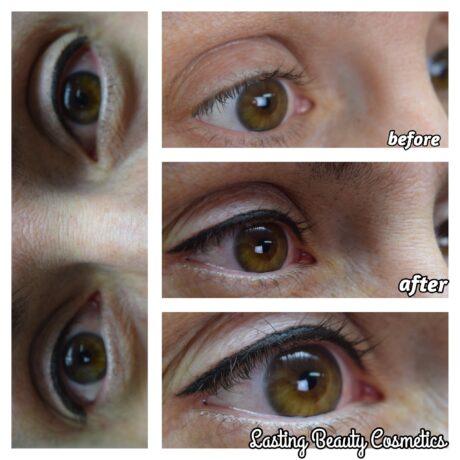 Best permanent eyeliner Madison
