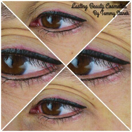 Madison permanent eyeliner treatment