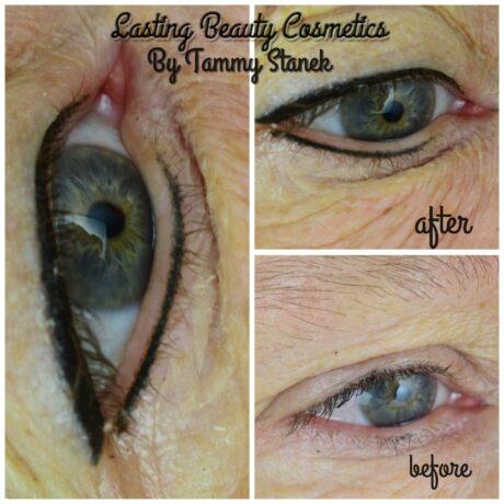 Madison eyeliner treatment