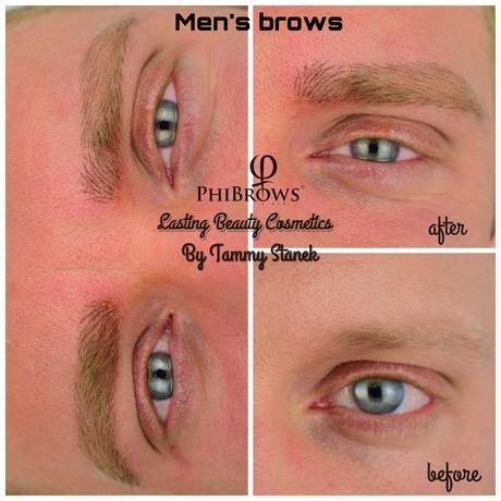Microbalding Eyebrows Madison WI
